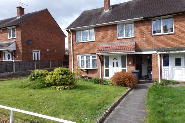 Thumbnail Property to rent in Bowater Avenue, Yardley, Birmingham