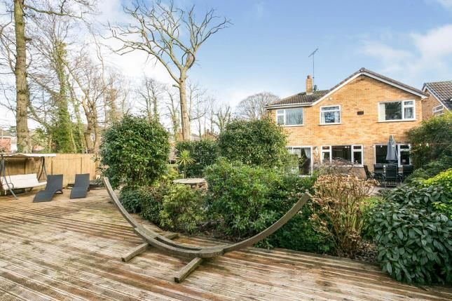 Thumbnail Detached house for sale in Somerville Close, Bromborough, Wirral, Merseyside