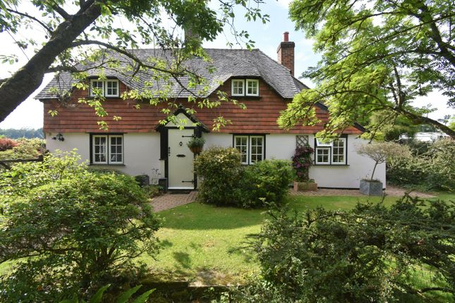 Thumbnail Cottage for sale in Penwood, Highclere, Newbury
