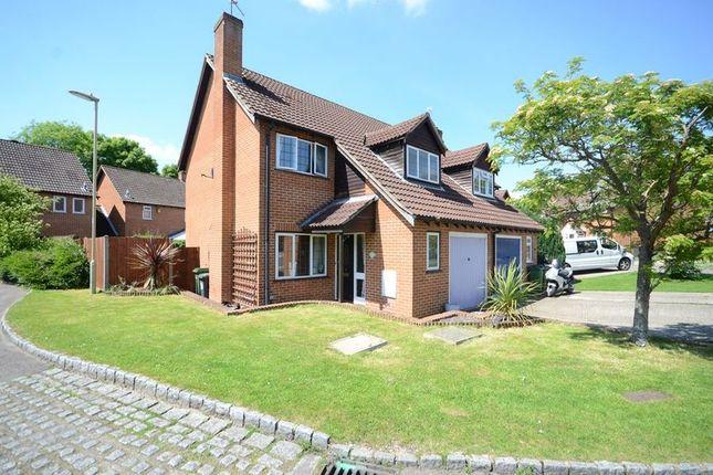 Thumbnail Semi-detached house to rent in Dewpond Walk, Lychpit, Basingstoke