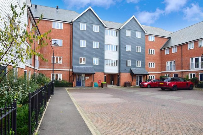 Thumbnail Flat for sale in Westwood Drive, Canterbury, Kent