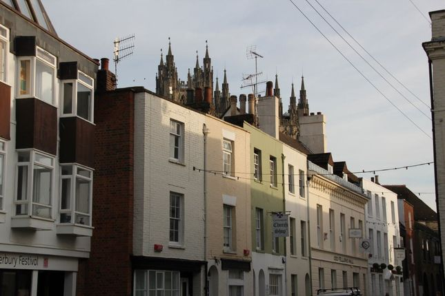 2 bed flat to rent in Orange Street, Canterbury