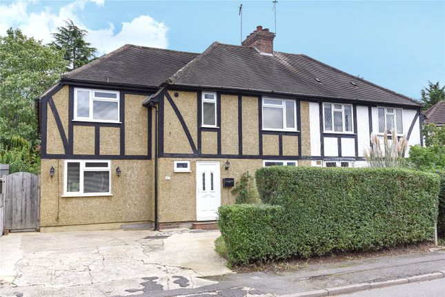 4 bed semi-detached house for sale in Addison Close, Northwood, Middlesex