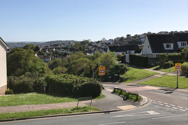 Thumbnail Flat for sale in Roundhill Road, Torquay