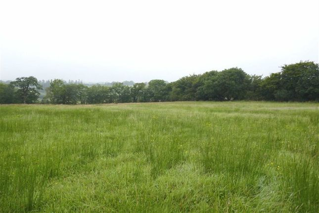 Thumbnail Land for sale in Ashwater, Beaworthy