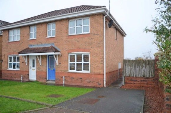 Thumbnail Semi-detached house to rent in Taylor Court, Falkirk
