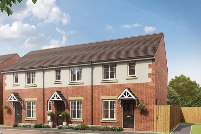 Thumbnail Terraced house for sale in Deneside, Lanchester, Durham