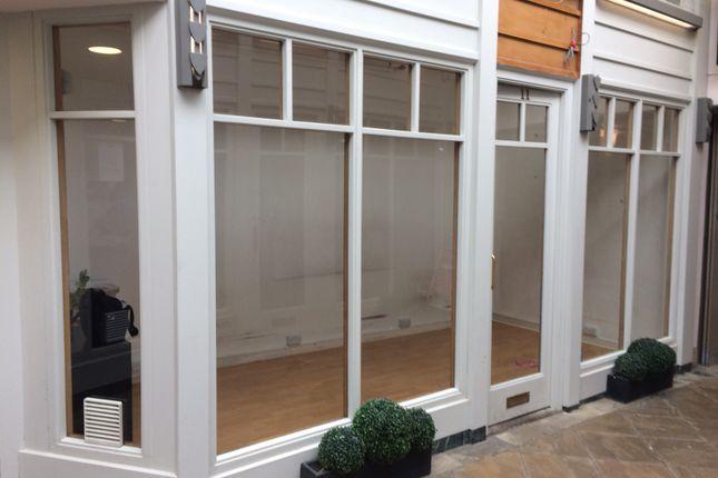 Thumbnail Retail premises to let in Golden Cross Walk, Cornmarket St, Oxford
