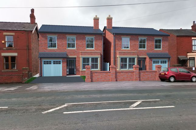 Thumbnail Detached house for sale in Preston Road, Coppull
