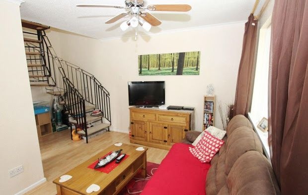 Thumbnail End terrace house to rent in Fairhaven Close, Cardiff