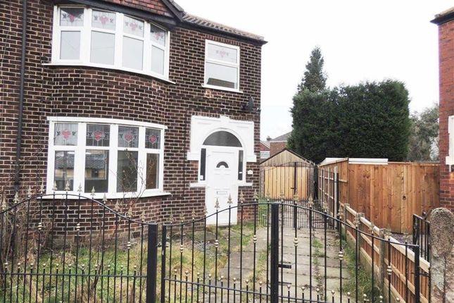 Thumbnail Semi-detached house to rent in Moorland Av, Droylsden, Manchester
