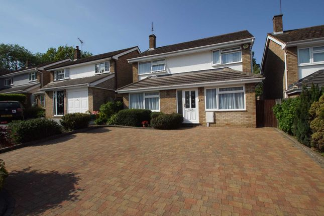 Thumbnail Detached house to rent in Heath Brow, Hemel Hempstead