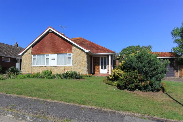 Thumbnail Detached bungalow for sale in Richmond Road, Whitstable