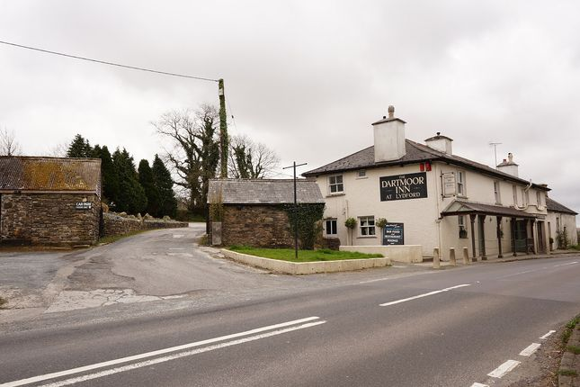 Thumbnail Pub/bar for sale in Lydford, Okehampton, Devon