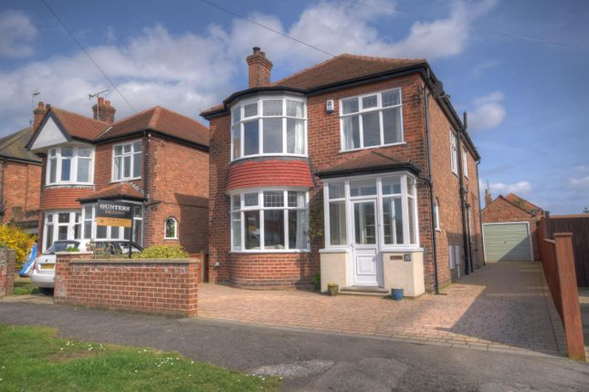 Thumbnail Detached house for sale in Fifth Avenue, Bridlington