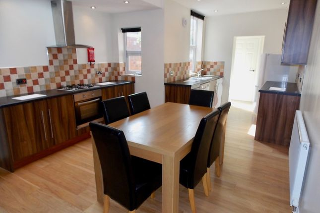 Thumbnail Terraced house to rent in Adderley Road, Leicester