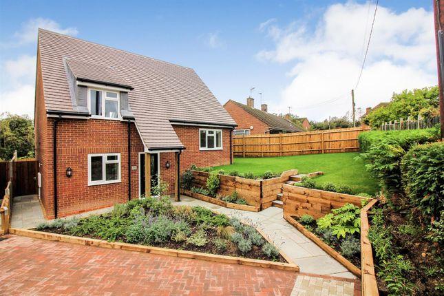 Thumbnail Detached house for sale in New Road, Drayton Parslow, Milton Keynes