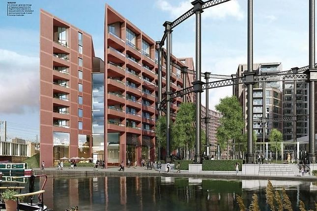 Thumbnail Property for sale in Tapestry, Canal Road, Kings Cross, London