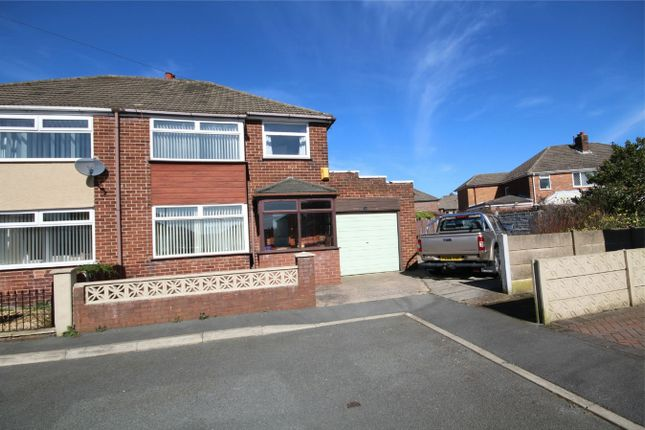 Thumbnail Semi-detached house to rent in Haweswater Avenue, Haydock, St Helens