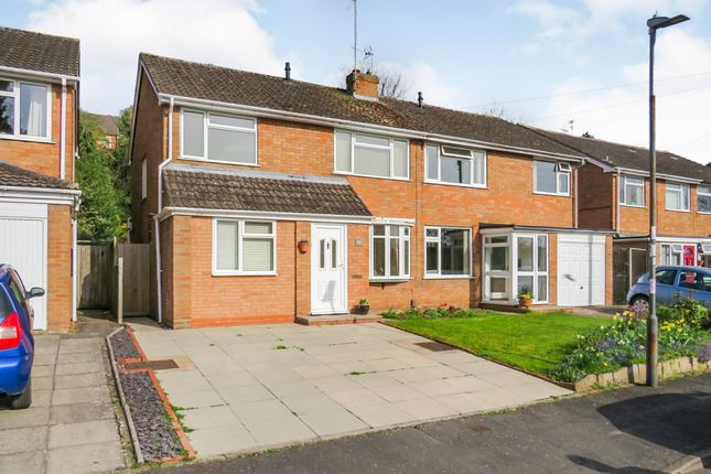 Thumbnail Semi-detached house for sale in Villiers Street, Leamington Spa