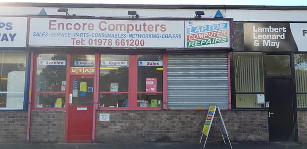 Thumbnail Retail premises to let in Unit 25, The Bridgeway Centre, Wrexham Industrial Estate, Wrexham, Wrexham