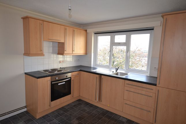 Thumbnail Flat to rent in Miers Close, Plymouth