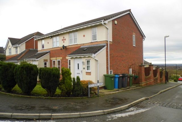 Thumbnail Semi-detached house to rent in Lower Dingle, Moorside, Oldham