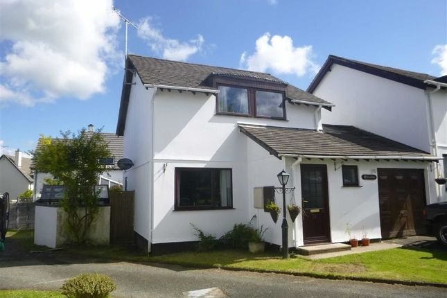 Thumbnail Semi-detached house to rent in Manor Park, Bradworthy, Holsworthy, Devon