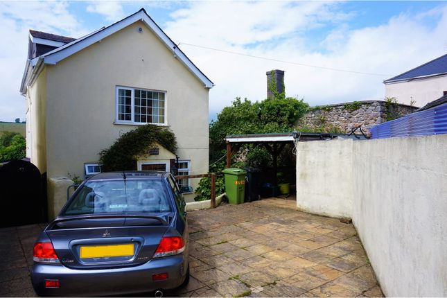 Thumbnail Detached house for sale in Fore Street, Chudleigh