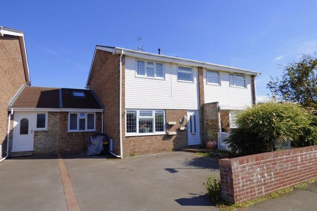 5 bed semi-detached house for sale in Gannet Road, Worle, Weston-Super-Mare