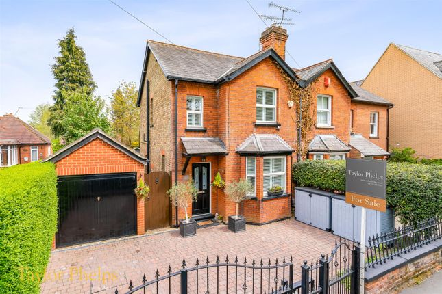 2 bed semi-detached house for sale in Hoddesdon Road, Stanstead Abbotts, Ware SG12
