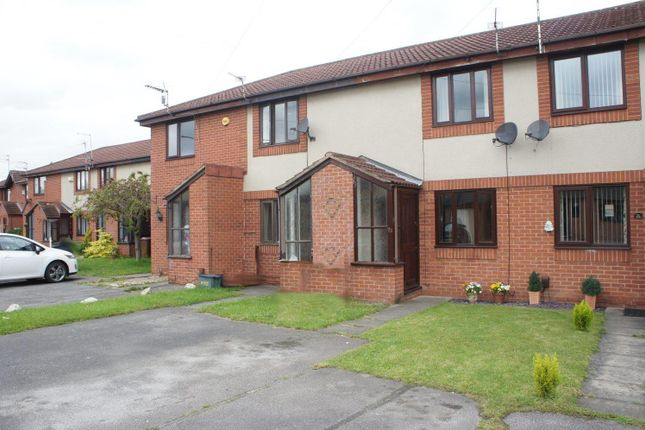 Thumbnail Property to rent in Pilgrims Way, Stenson Fields, Derby