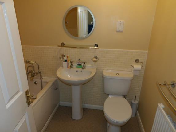 Bathroom of Othello Drive, Chellaston, Derby, Derbyshire DE73