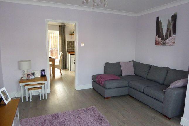 Lounge of Cwrt Coed Parc, Maesteg, Bridgend. CF34