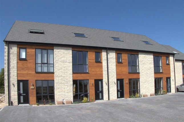 Thumbnail 4 bed town house for sale in Tongue Lane, Buxton, Derbyshire