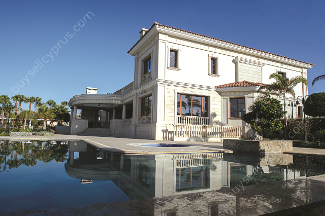 Thumbnail Detached house for sale in Parekklisia, Limassol, Cyprus