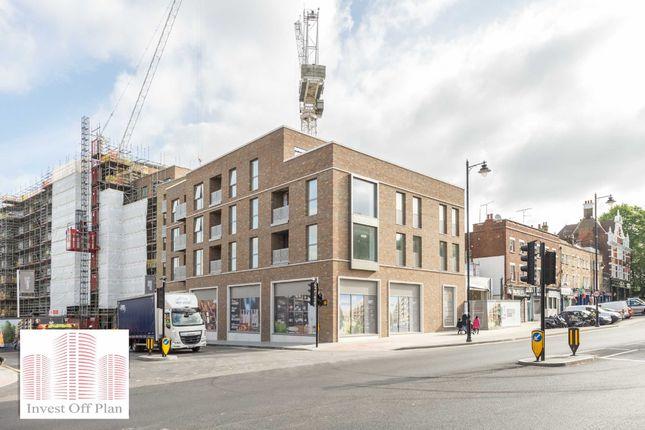 Thumbnail Flat for sale in Smithfield Square, Hornsey High Street, Hornsey, London
