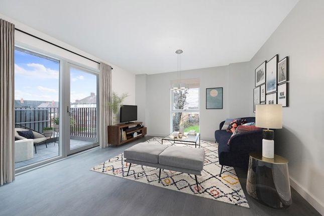 "Livingarea of ""Archer Apartments"" at Harrow View, Harrow HA1"
