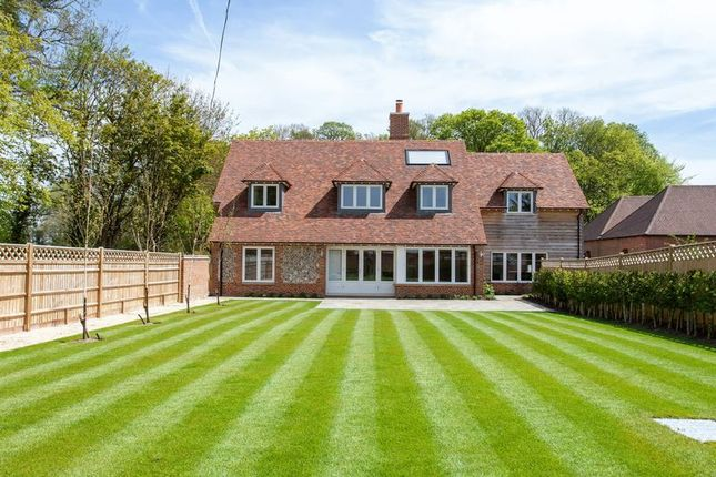 Thumbnail Detached house for sale in Parmoor, Frieth, Henley-On-Thames