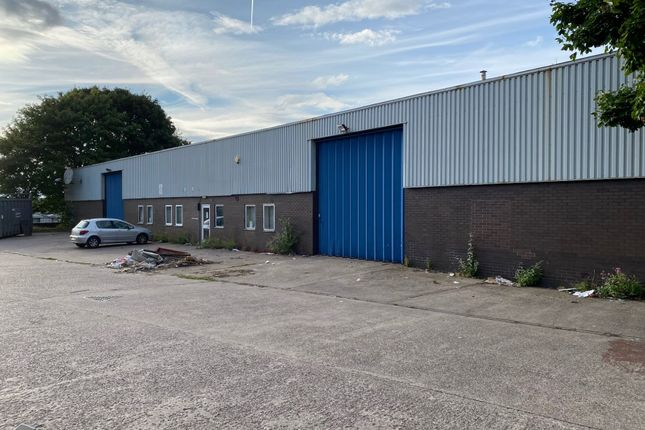 Light industrial for sale in Unit C And D, Slippery Lane, Hanley, Stoke-On-Trent, Staffordshire