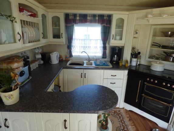 Kitchen of Thorness Bay Holiday Park, Cowes, Isle Of Wight PO31