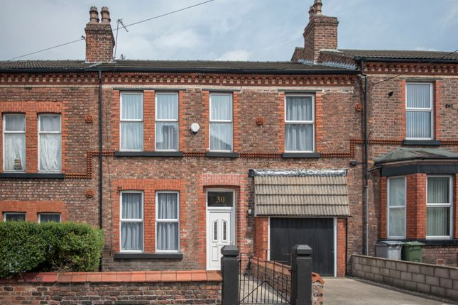 Thumbnail Terraced house for sale in Hollybank Road, Tranmere, Birkenhead