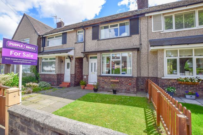 3 bed terraced house for sale in Shore Drive, Port Sunlight