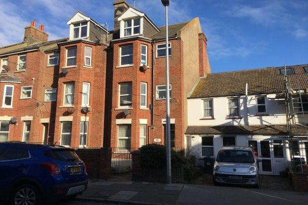 Thumbnail Flat to rent in Claremont Road, Seaford