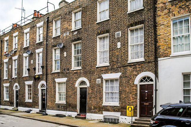 Thumbnail Terraced house to rent in Mount Terrace, London