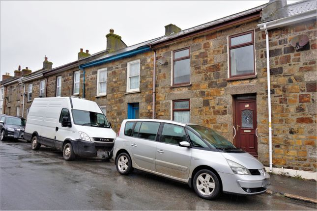 Thumbnail Terraced house for sale in Edward Street, Camborne