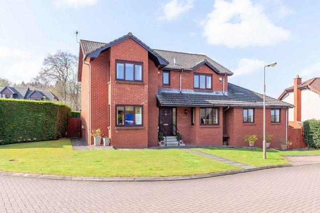 Thumbnail Detached house for sale in Braehead Park, Linlithgow, West Lothian