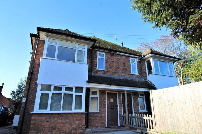 Thumbnail Flat to rent in Bradbourne Road, Sevenoaks