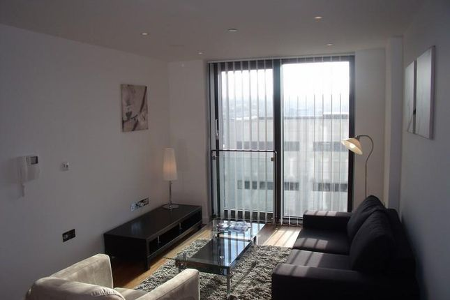Thumbnail Flat to rent in City Lofts, St. Pauls Square, Sheffield
