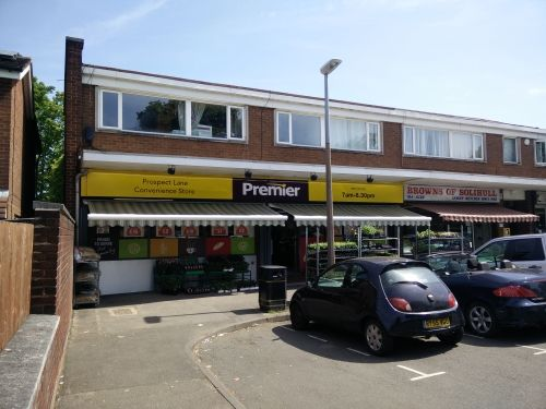 Thumbnail Flat for sale in Solihull, West Midlands